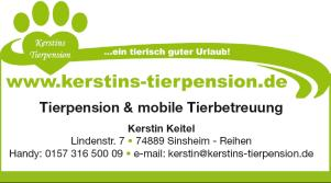 Kerstins Tierpension